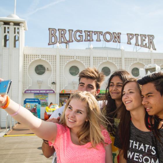 Sprachferien Brighton